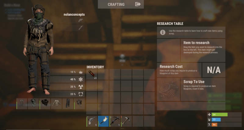 Rust research table everything you need to know malvernweather Image collections